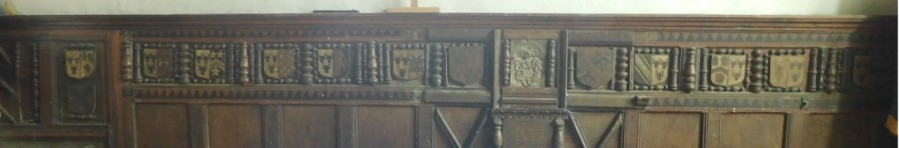 Walrond panel atKentisbeare